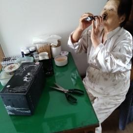 노년의 건강을 지켜주는 보약